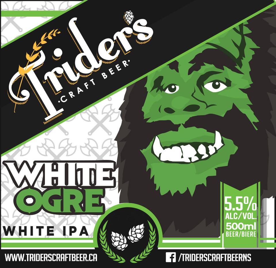 White Ogre White IPA