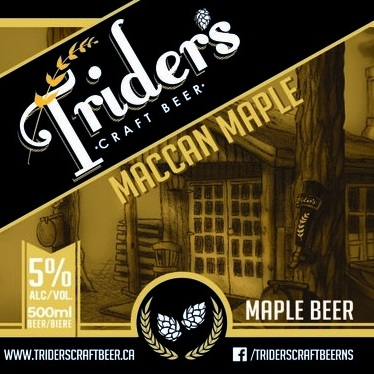 Maccan Maple Amber Beer