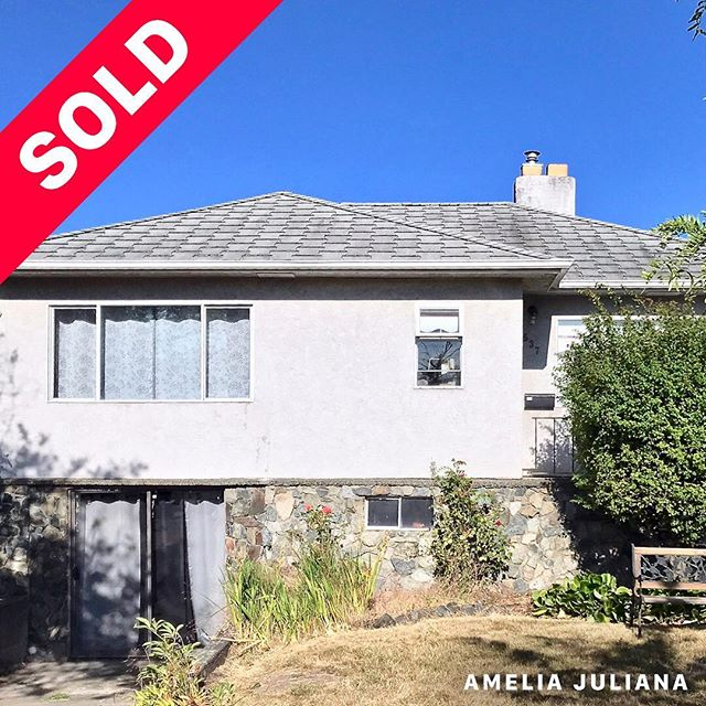 Another happy client!👍 A big congratulations to my seller 🥳 and as always, thank you for trusting me with this deal 🙂