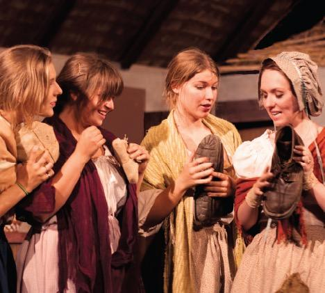 Why a Class Play in Waldorf Schools?