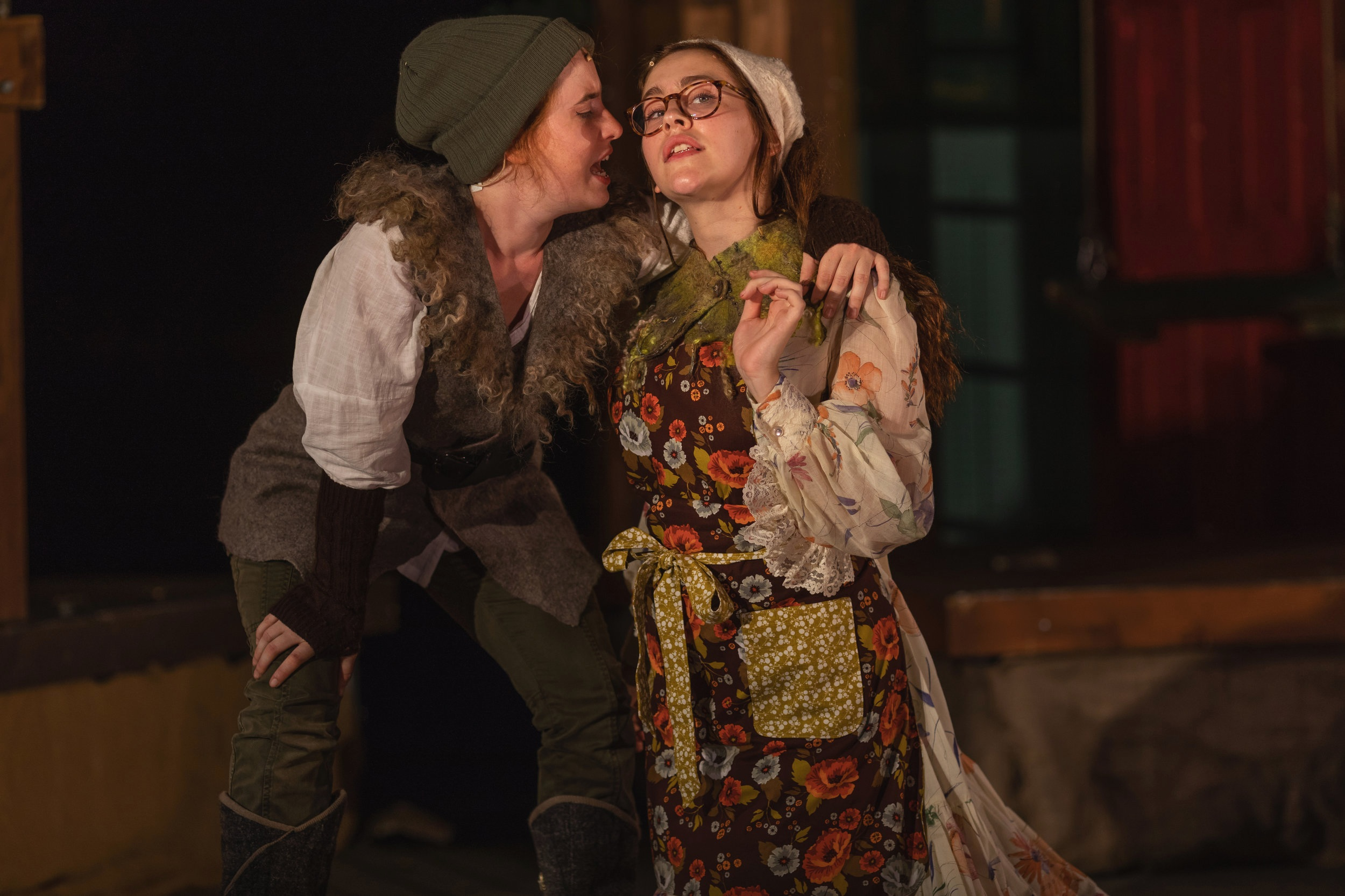 As You Like It; Brown Box Theatre Project