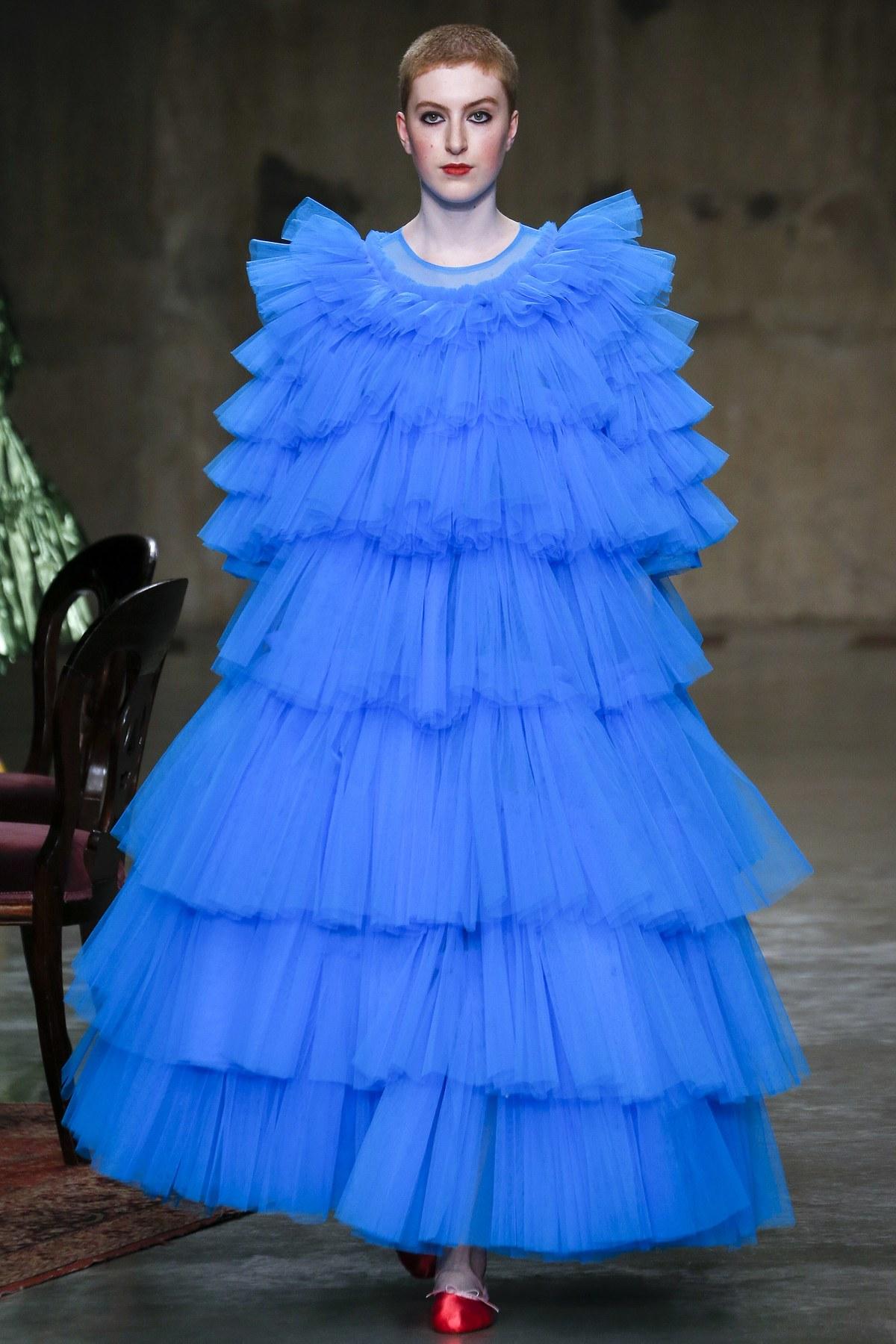 Molly Goddard, Courtesy of Vogue