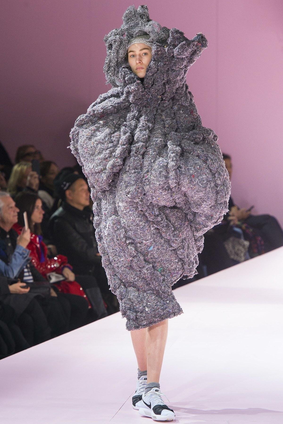 Comme des Garçons, Courtesy of Vogue