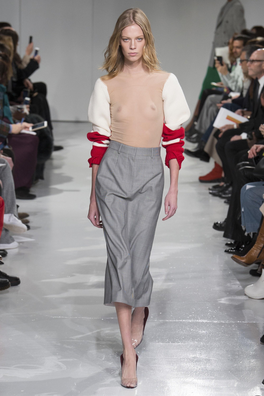 Calvin Klein Collection, Courtesy of Vogue