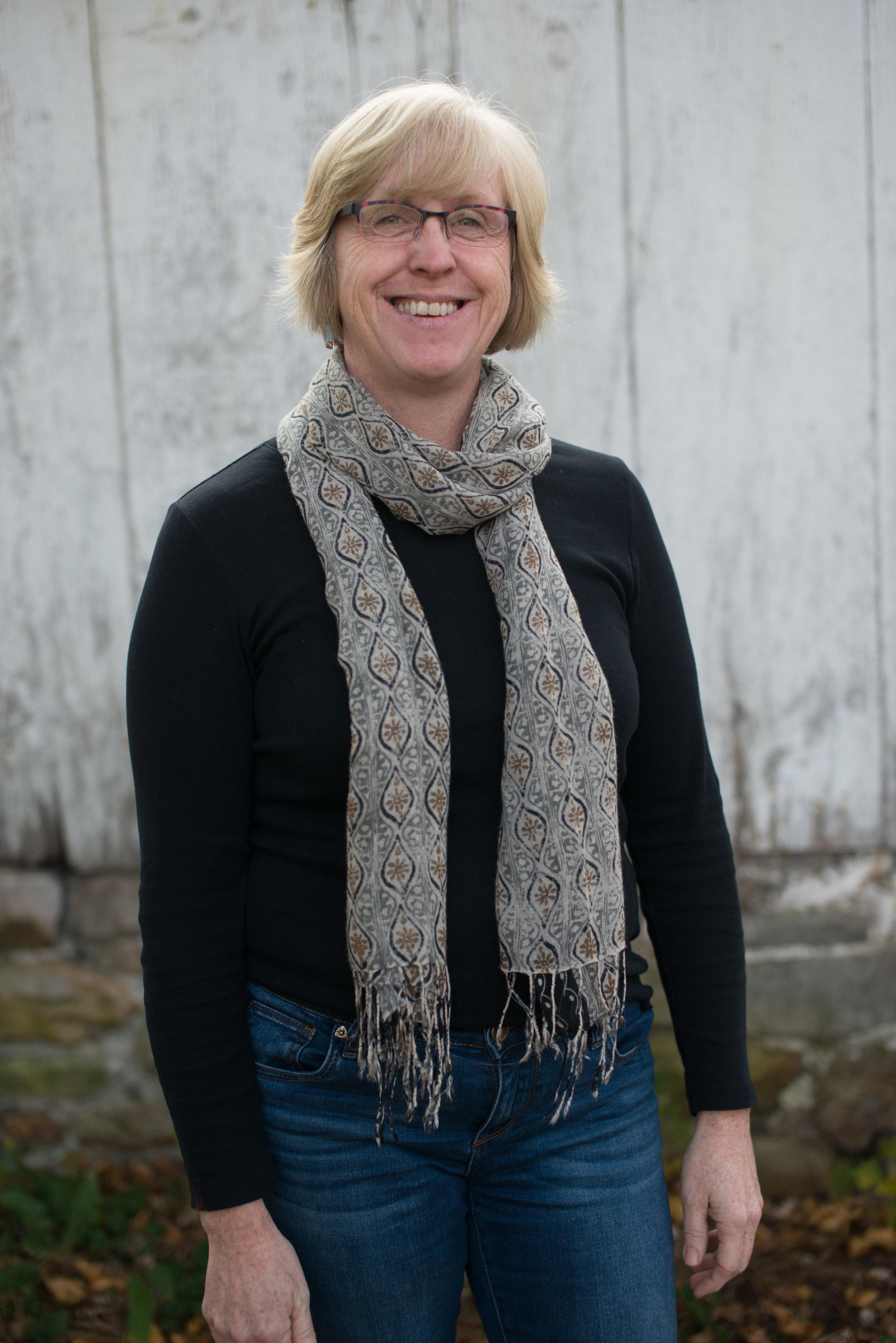 Sue Miller of Birchrun Hills Farm