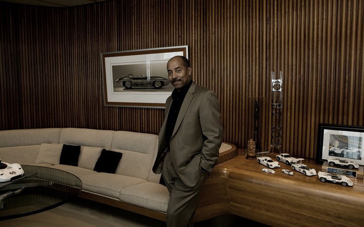 Edward T. Welburn, Jr.Retired Chief Car Designer of General Motors.