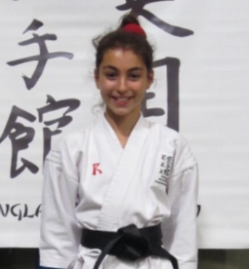 Pershia, 1st Dan, World Championship, 2016