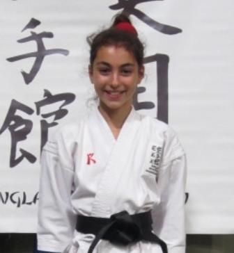 Pershia, 1st Dan,World Championship 2016