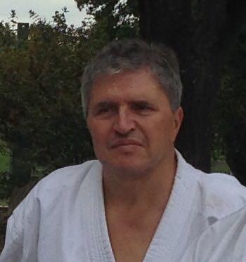 Sensei Paolo , 2nd Dan