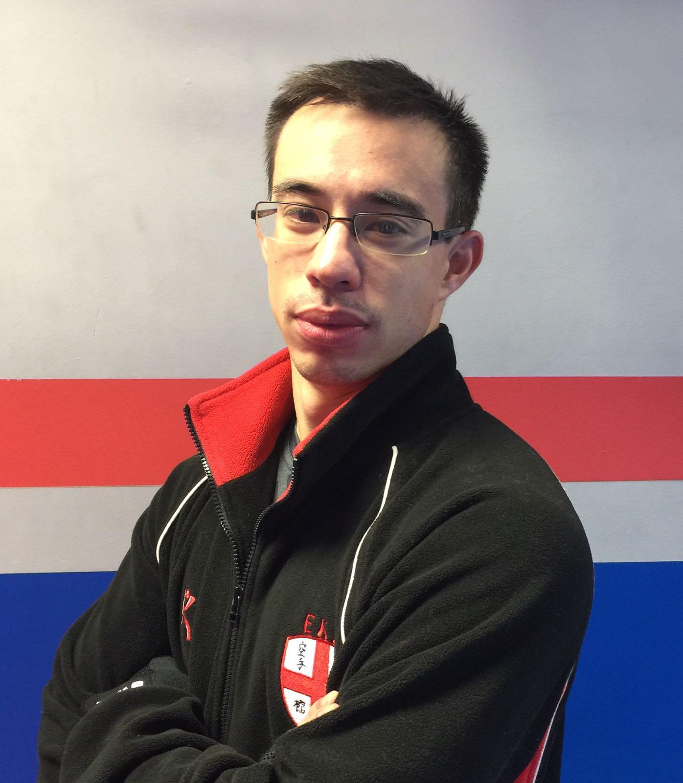 Philippe Clairett Technical Advisor - Shotokan