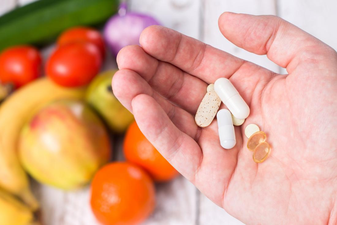 RecommendedSupplements & Home Tests -