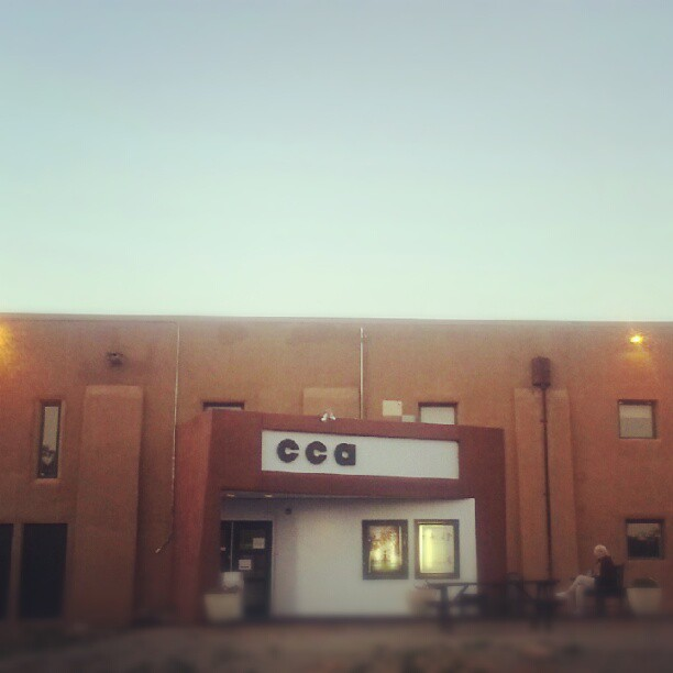 This is an awesome little theatre we found in Santa Fe. Back for our second night.