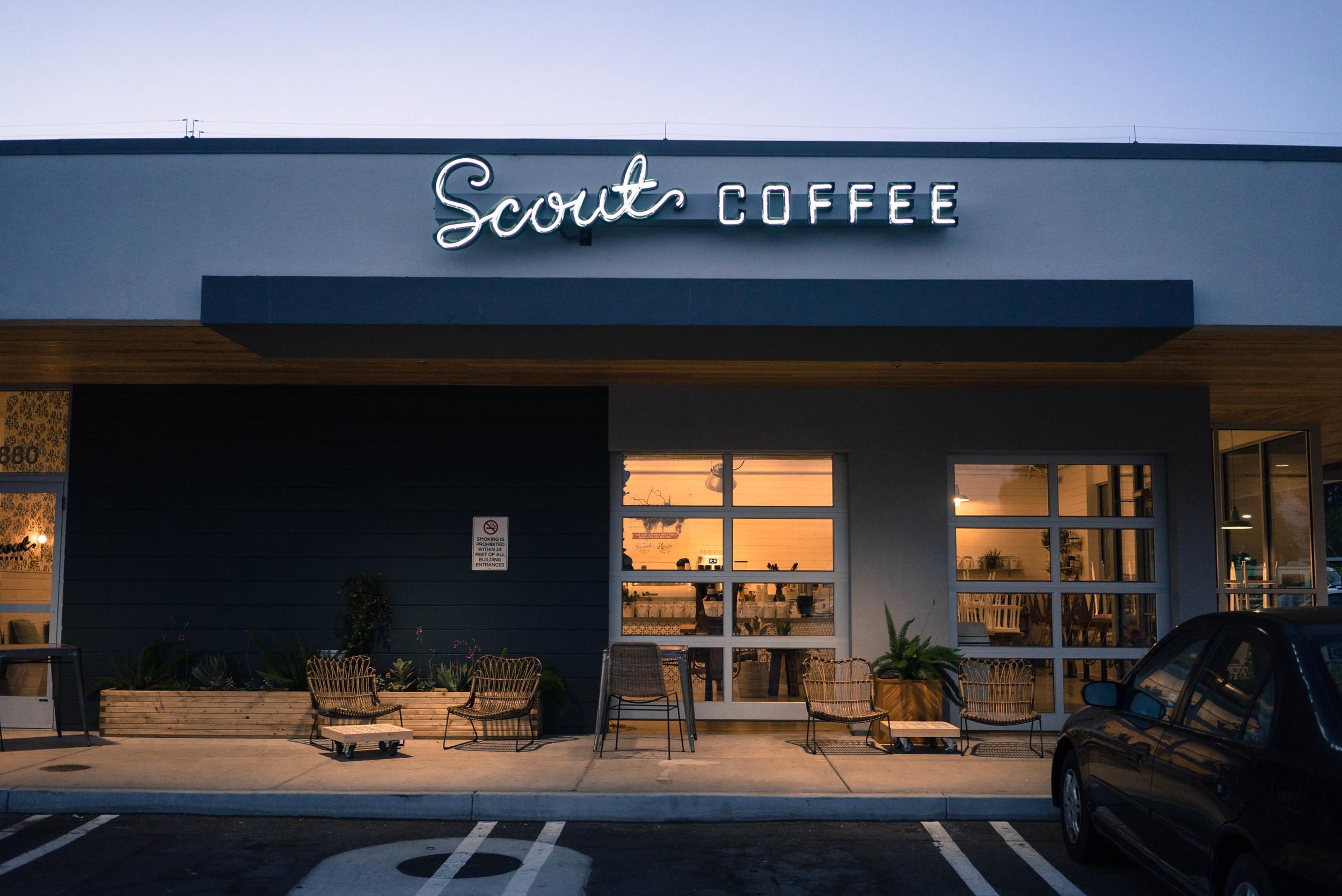 Scout Coffee Co.    San Luis Obispo, CA