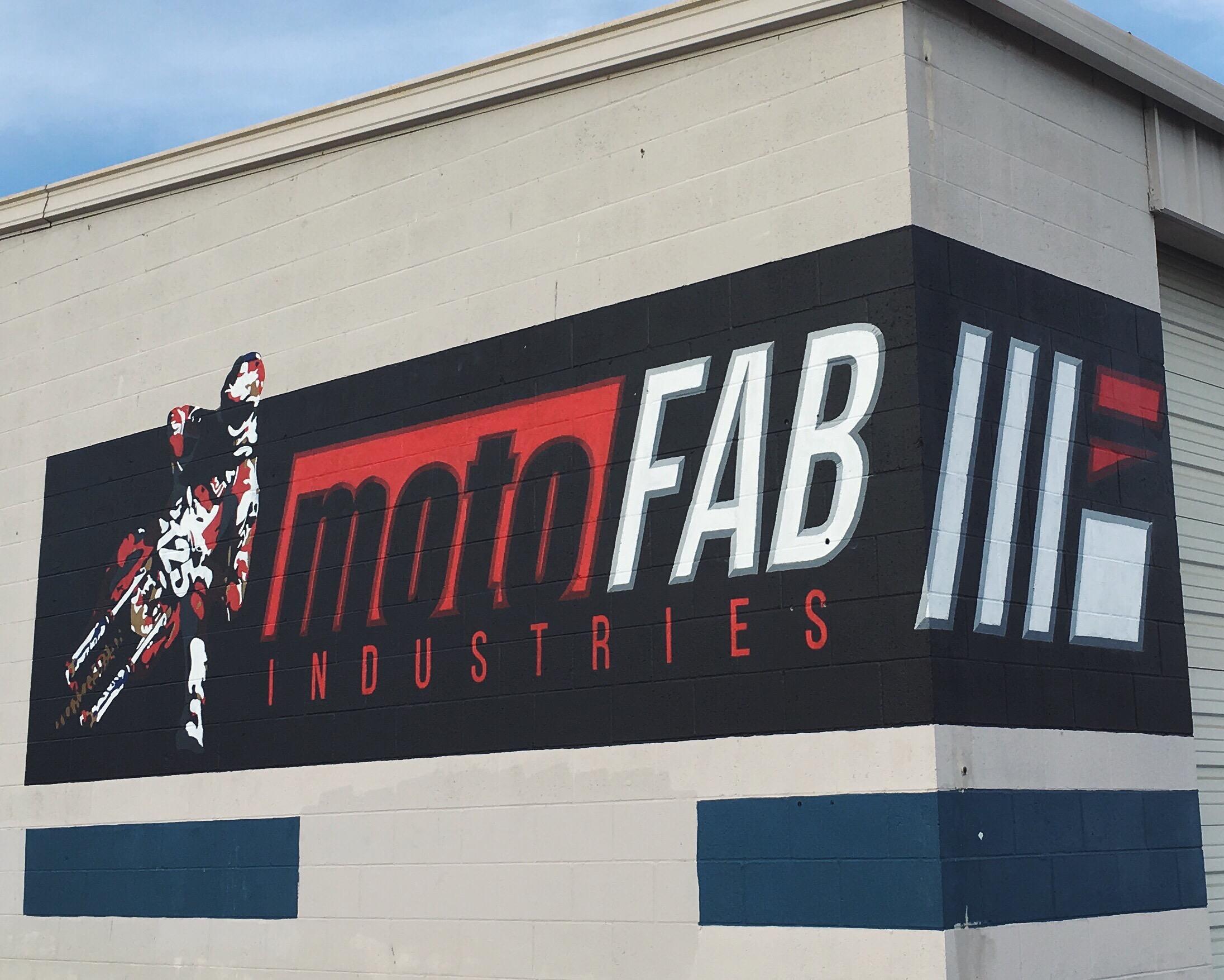 Moto Fab Industries    Grover Beach, CA