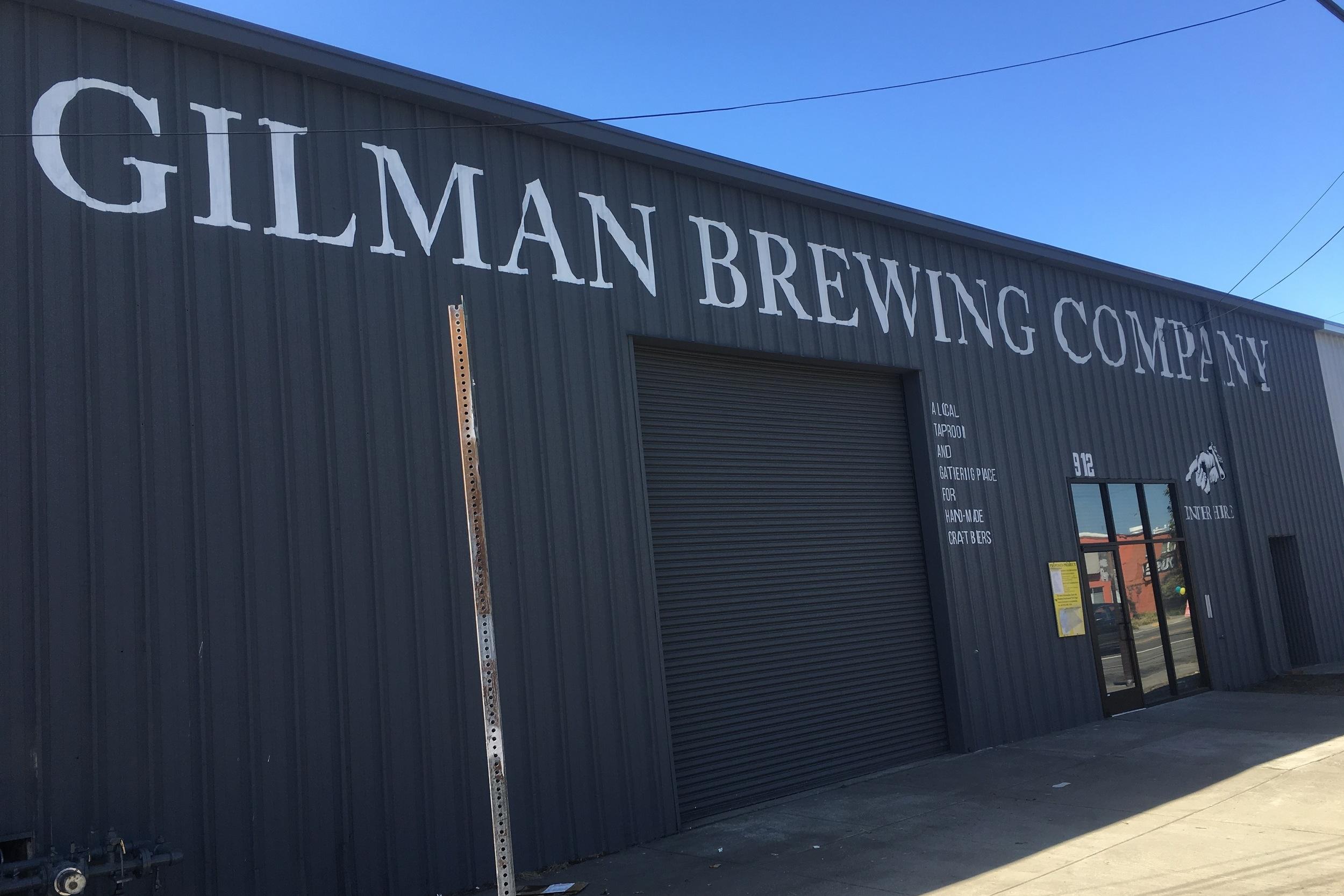 Gilman Brewing Company    Berkeley, CA