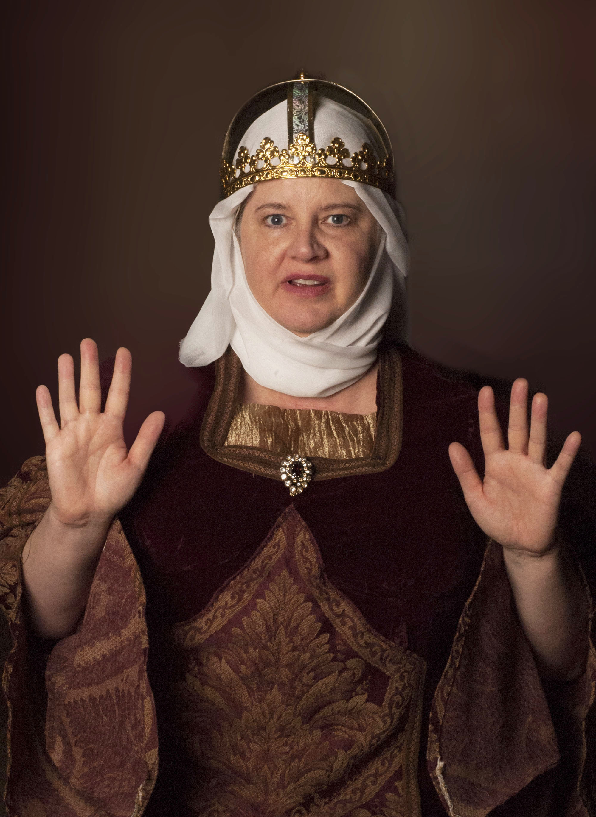 Woman in Queenly Spanish Garb 2.jpg