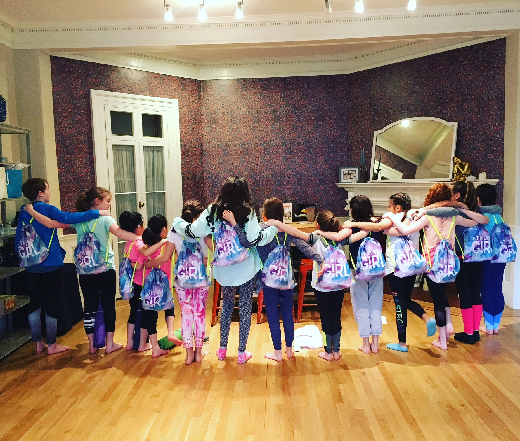 Rise Up! Girls Empowerment Workshop