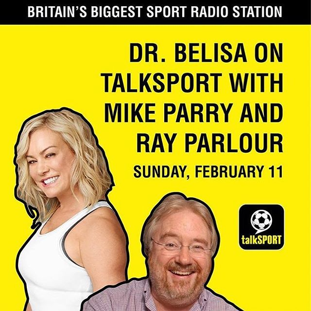 Interviewed by the hilaroius Mike Perry and Ray Parlour at @talksport — link in bio to listen!  _______ #DrBelisa #BreatheWithBelisa #TheBreathingClass #BreathingForWarriors #BreathWork #TalkSports #sports #interviewready #uk #ukradio #radio