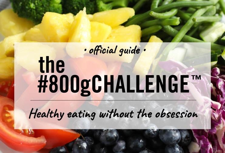 800 g challenge