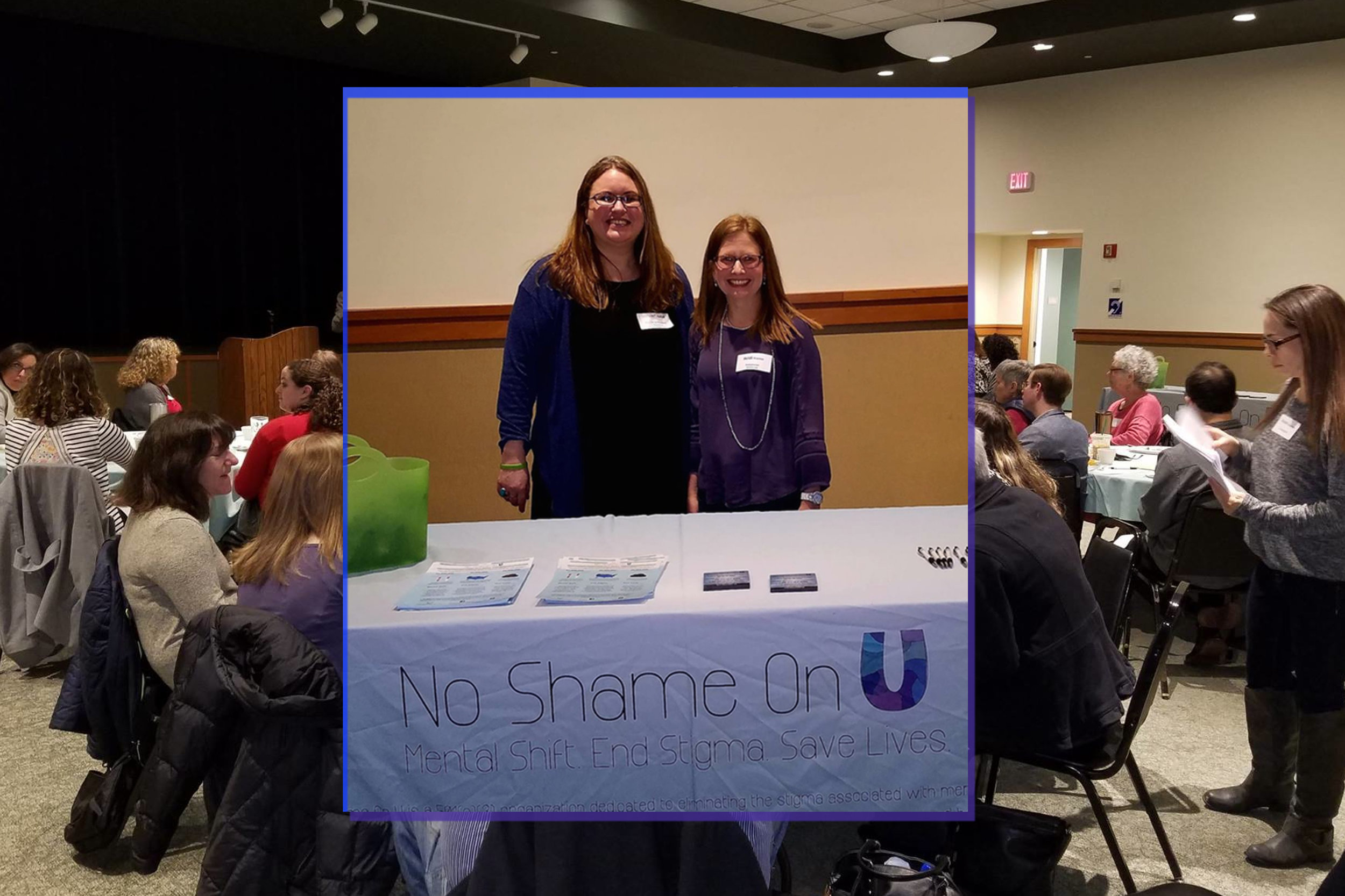 Anxiety, Depression and Judaism Breakfast with Temple Jeremiah and NSOU