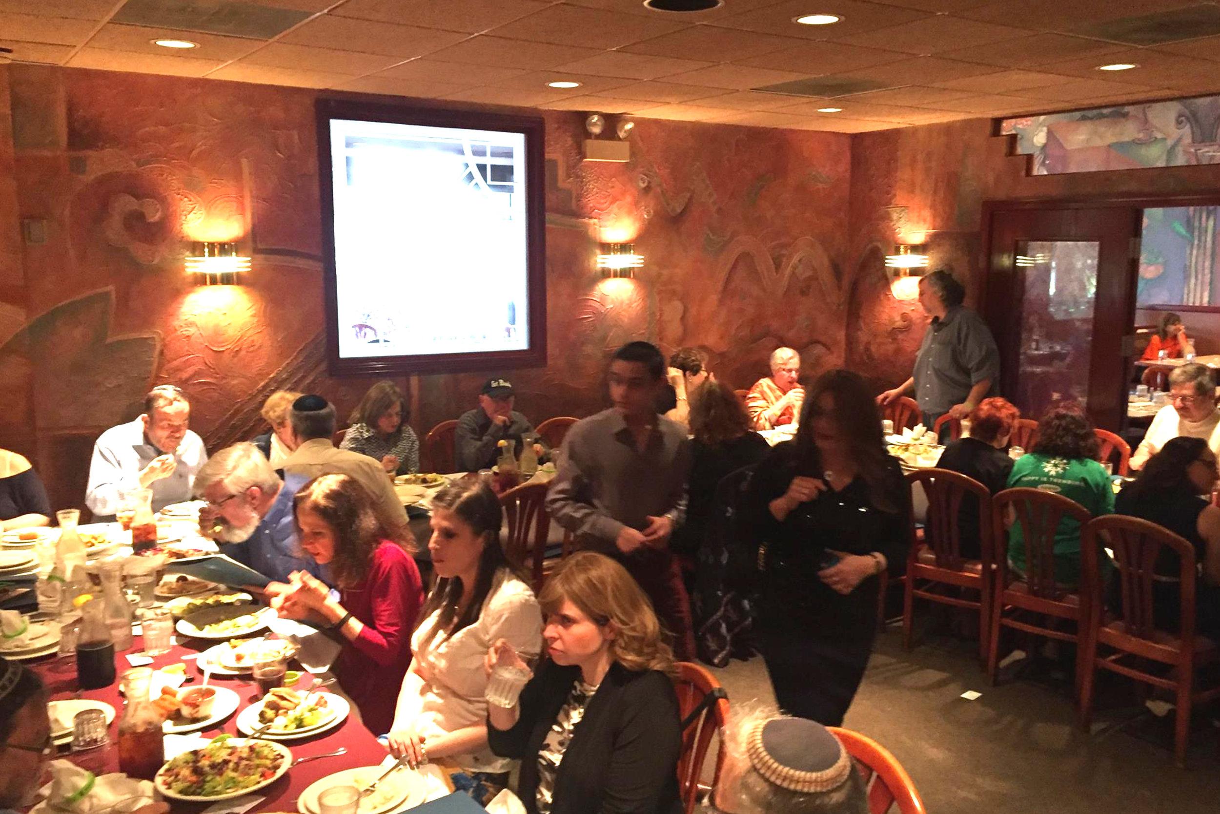 On The Table 2017 with Ally Golden and Rabbi Joe Ozarowski