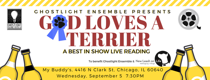 God Loves A Terrier: A Best In Show Live Reading