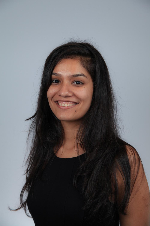 Mohini Desai  - Public Relations Chair