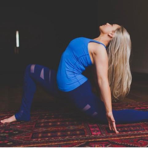 Betsy Shilling Yoga - Testimonial - Facilitation Work