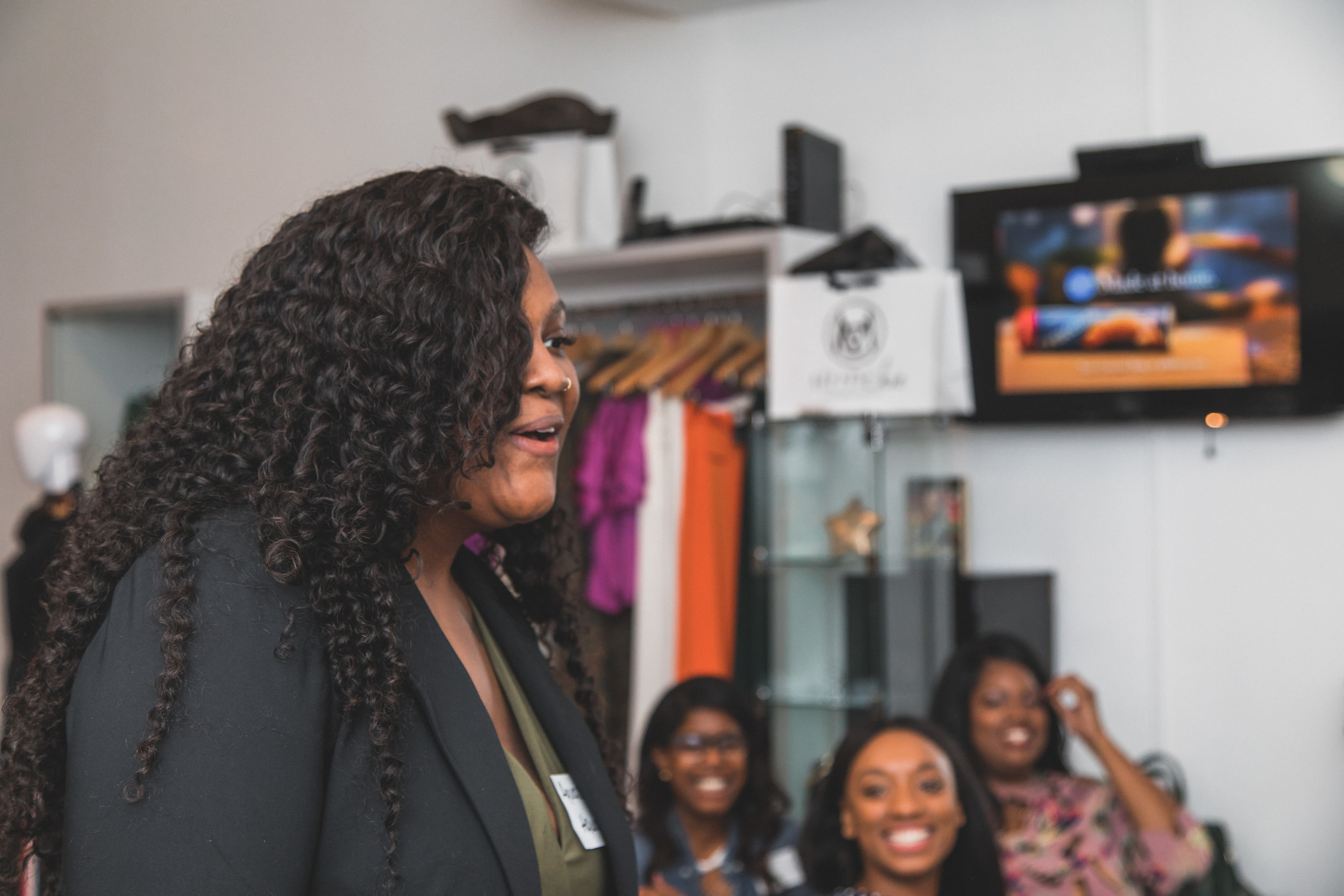 black-woman-houston-networking-events