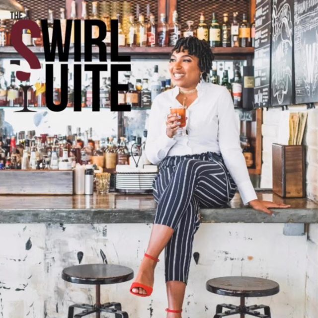 Happy Labor Day! I'm in wine country enjoying the holiday with @jkowo3 💕 Thought it would be the perfect time to share a recent podcast interview with my #MTYRetreat sister Sarita (@vinemeup) and the @swirlsuite tribe. We chatted it up about @CubiclestoCocktails and the #MoneyTalksTour. Of course, it's not a #swirlsuite chat without diving into wine and in my case cocktail culture! I shared how I select the signature cocktails for the #CubiclestoCocktails soirées. Plus, how I select the wines I want to indulge in. #swipe to listen to a few clips! This was a fun interview with lots of giggle! Click the link in their bio @swirlsuite to listen to the whole podcast!