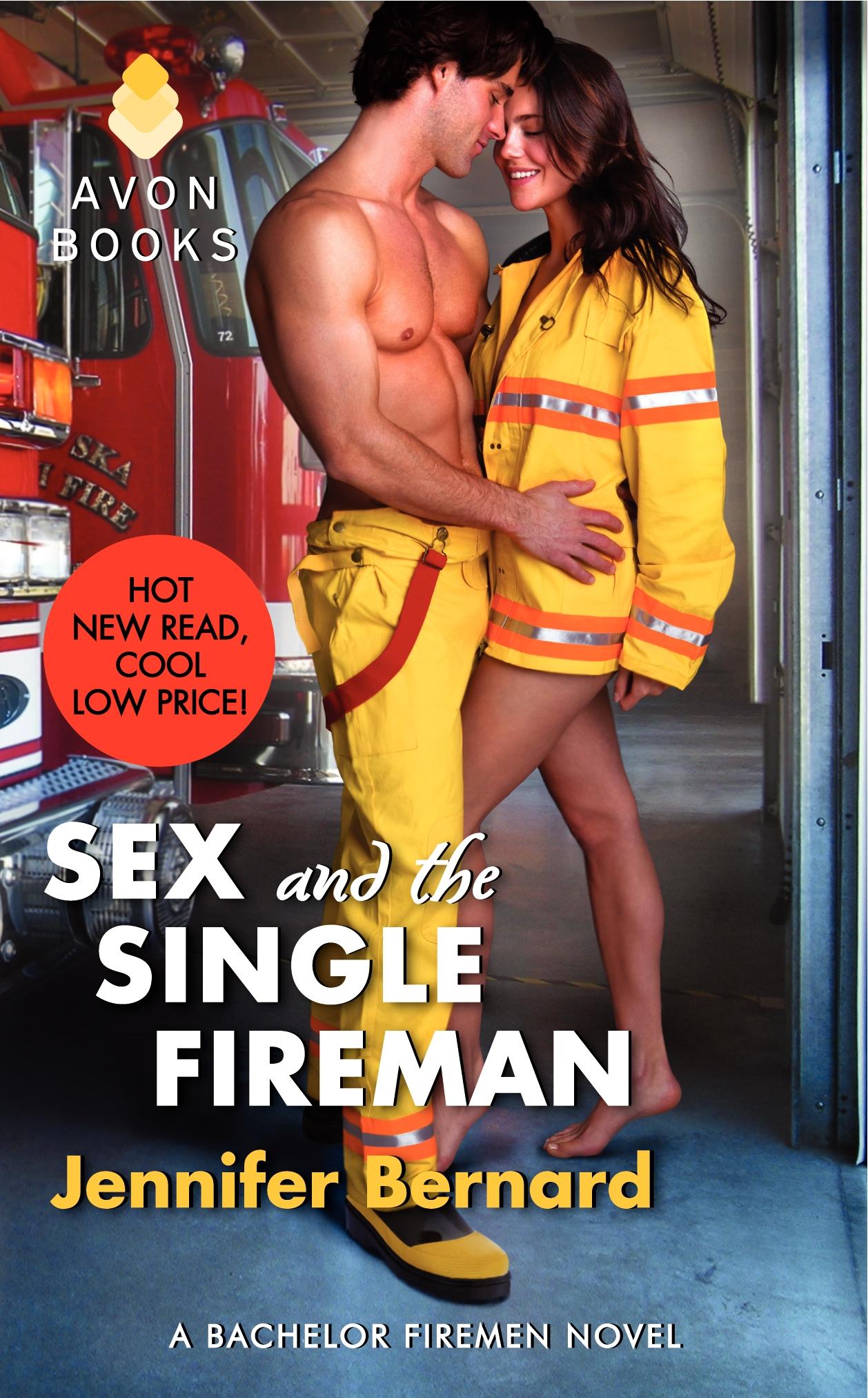 Jennifer Bernard The Bachelor Firemen of San Gabriel Sex and the Single Fireman 3.jpg