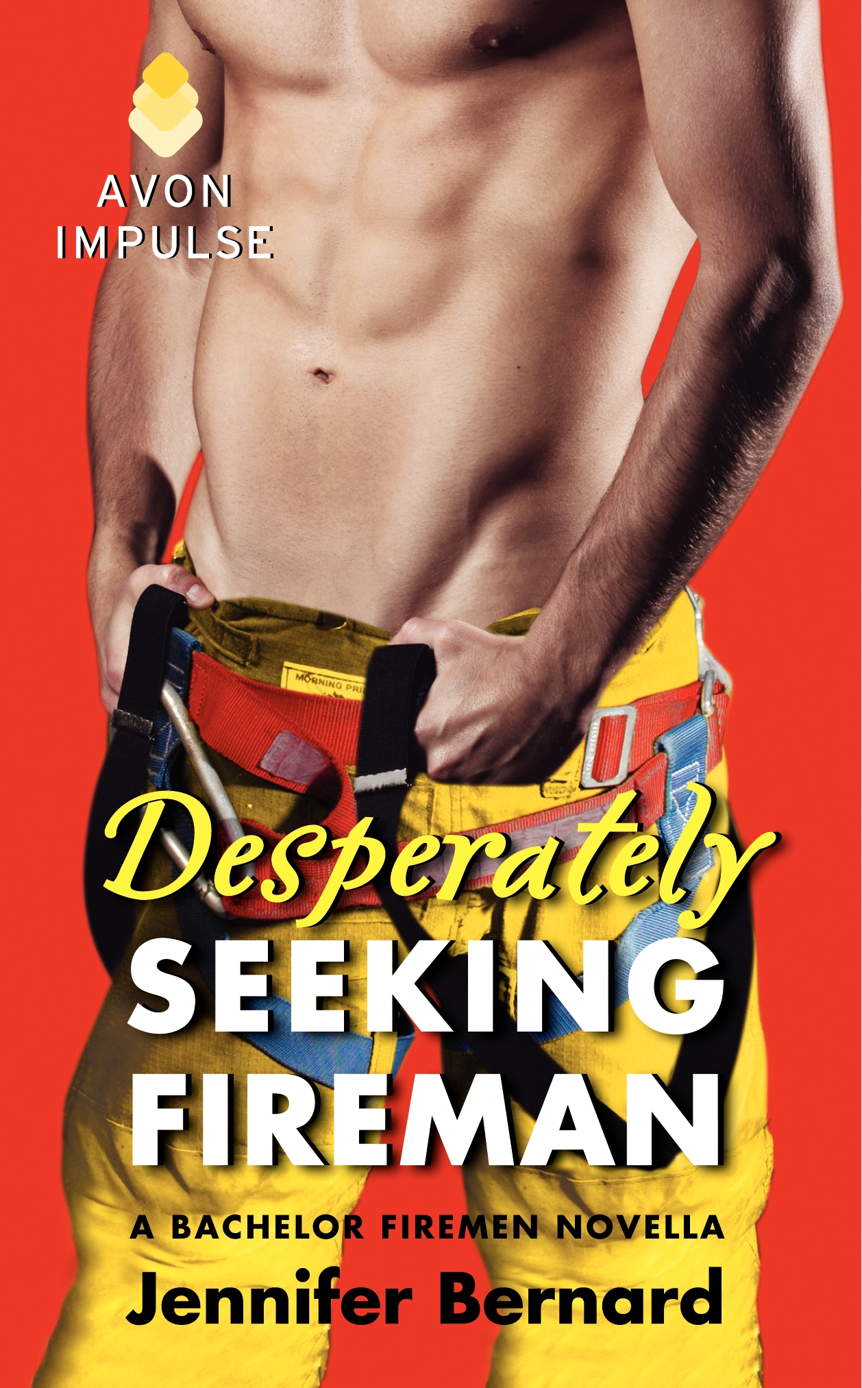Jennifer Bernard The Bachelor Firemen of San Gabriel Desperately Seeking Fireman 4.5.jpg