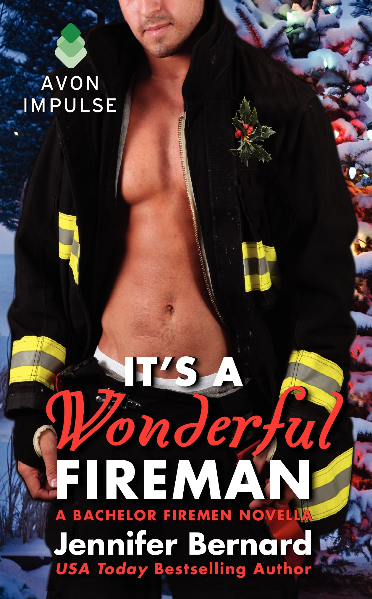 It's a Wonderful Fireman