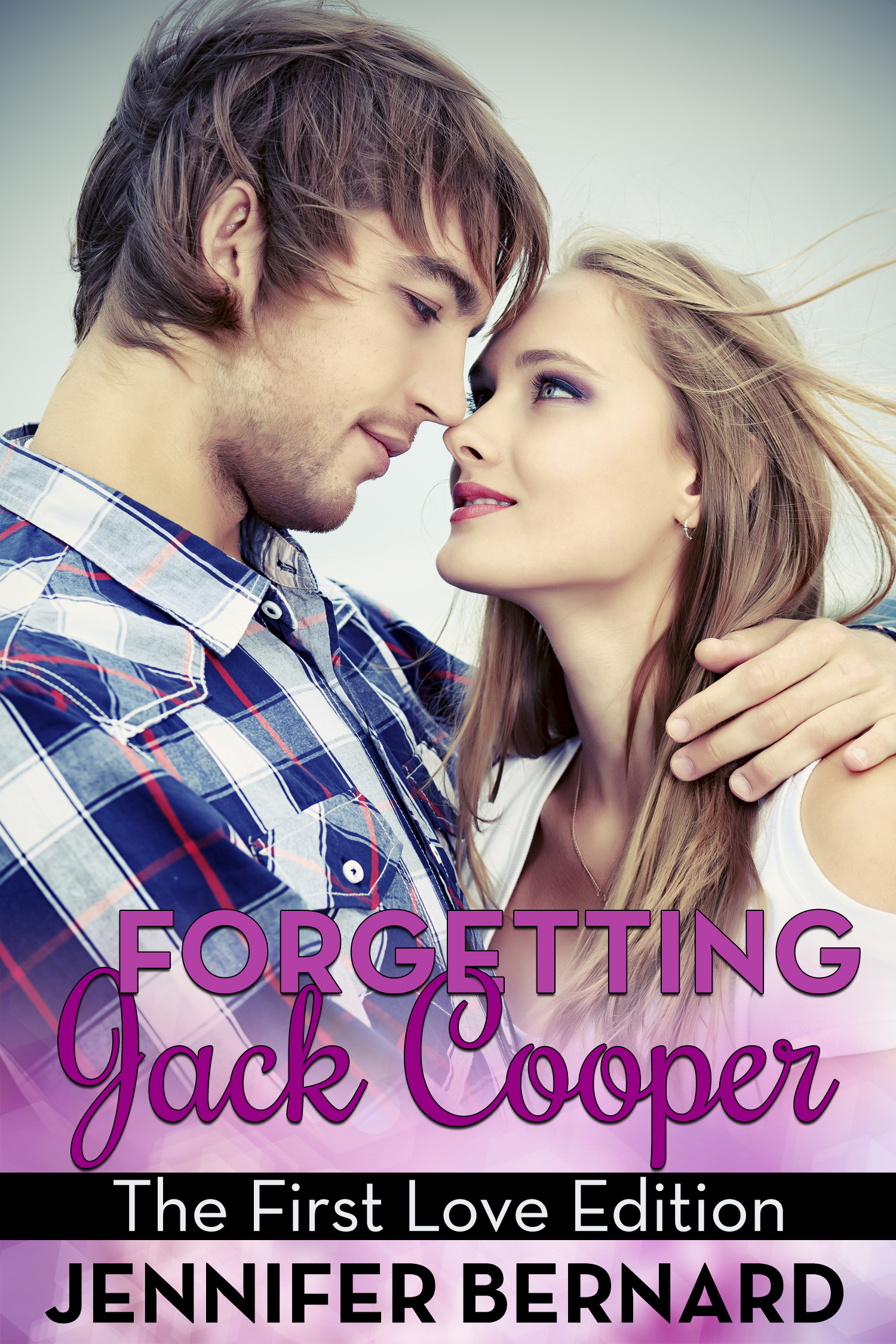 Forgetting Jack Cooper.First Love.jpg
