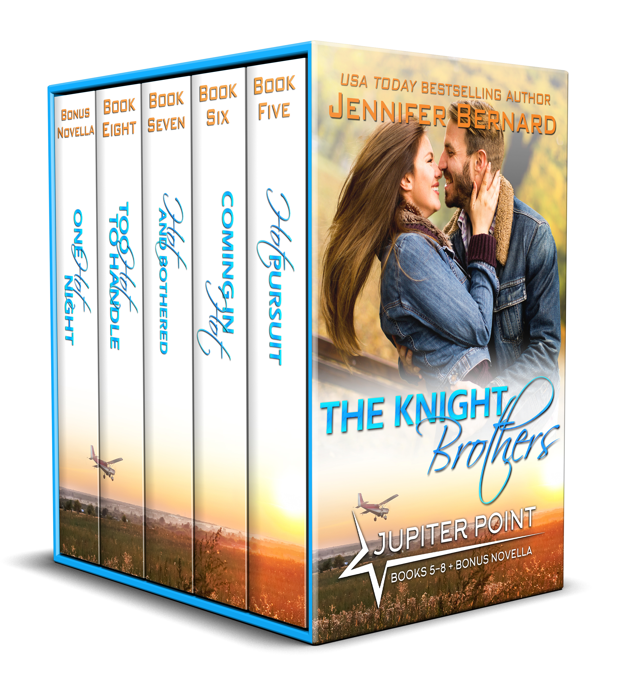 The Knight Brothers  3D boxed set 5-8 + Novella.jpg