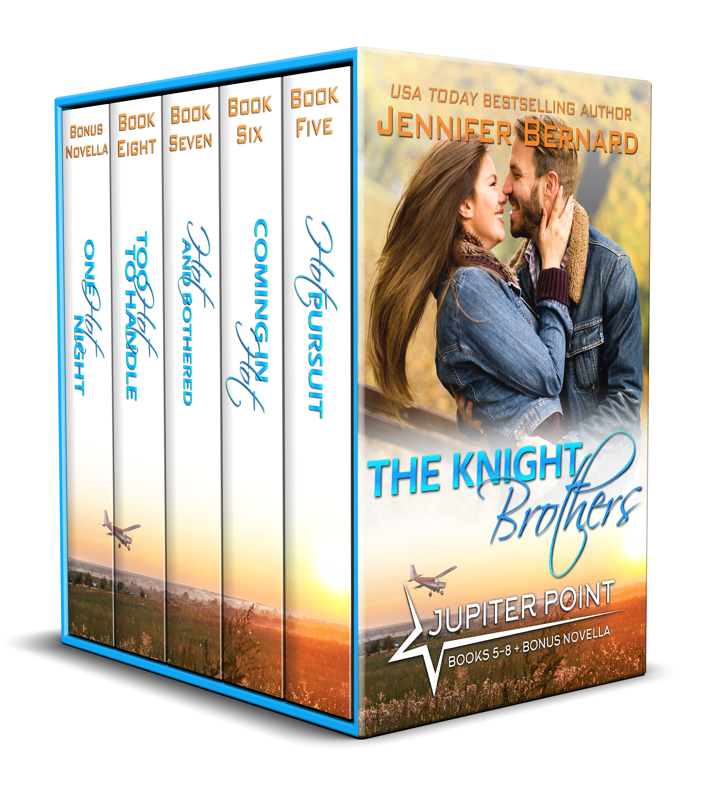 The Knight Brothers  3D boxed set 5-8 + Novella.png
