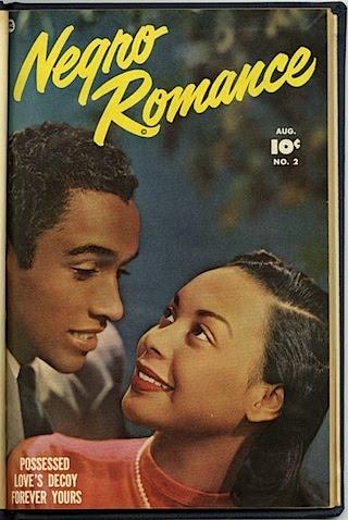 Alvin Hollingsworth (American, b. 1928 - 2000) Negro Romance #2, 1950, Published by Fawcett Comics