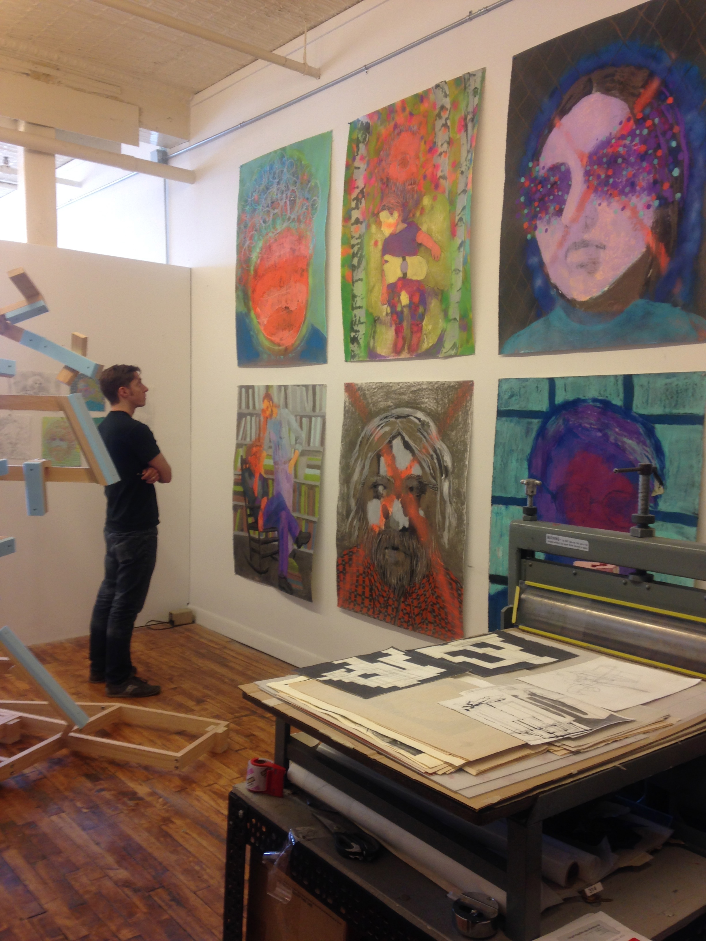 Hoving + Paris   Studio  , Brooklyn , NY