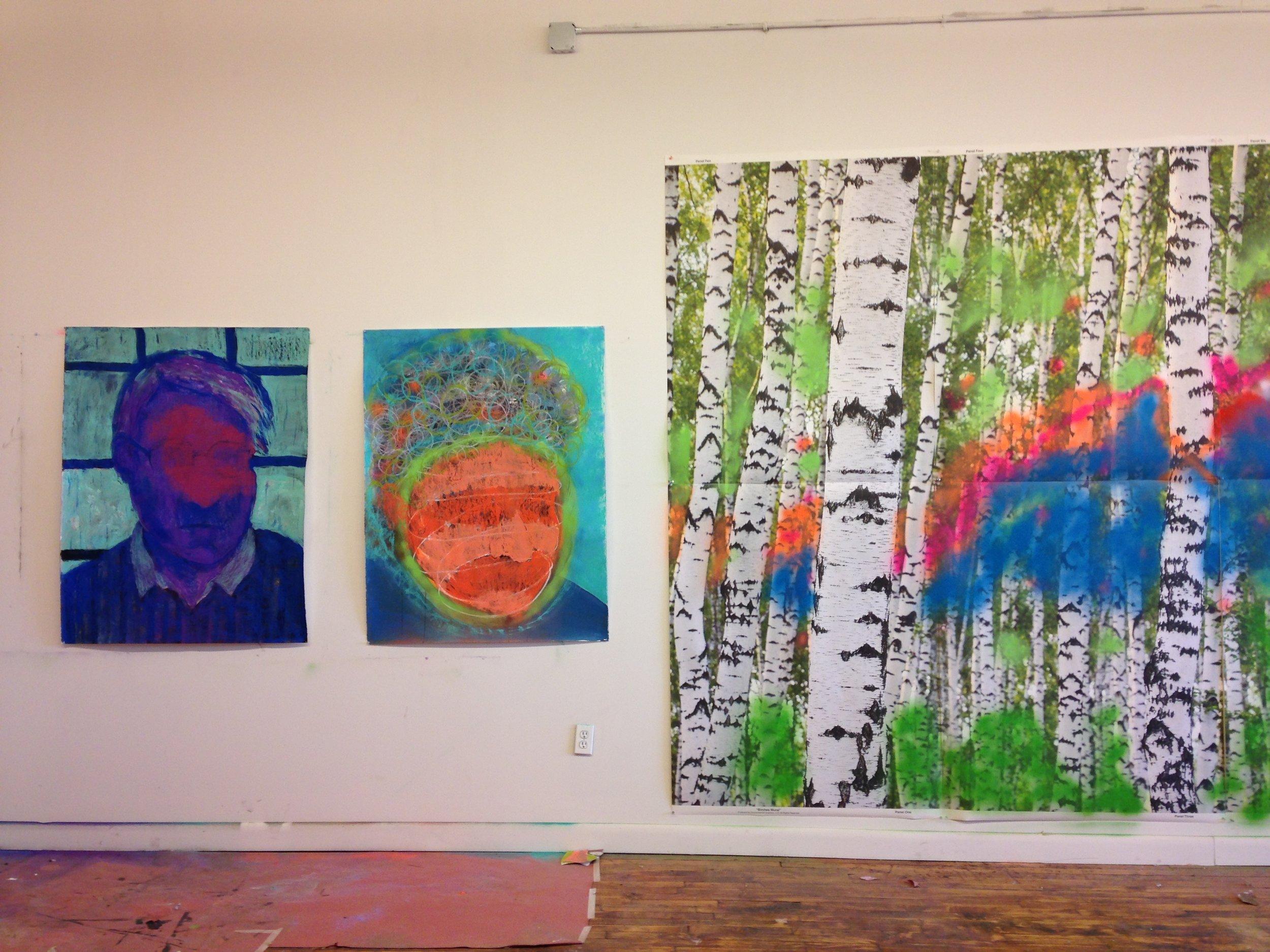 Jackie Hoving Studio  , Brooklyn , NY
