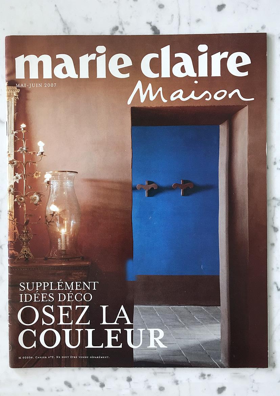 Marie-Claire Maison N°440 Oct 2010 Supplément couleur
