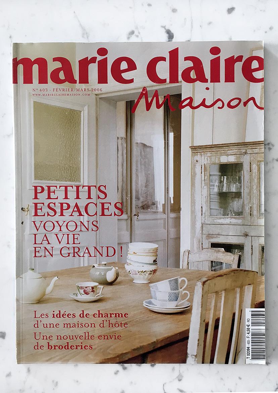 Marie-Claire Maison N°403 Fev 2006