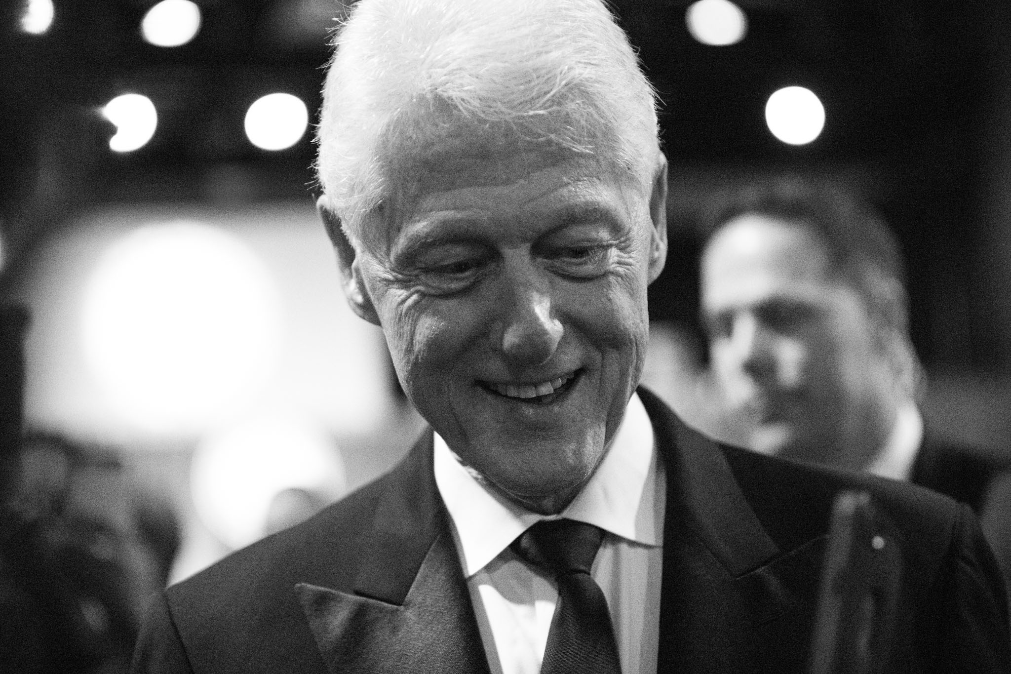 Bill Clinton, San Antonio, TX