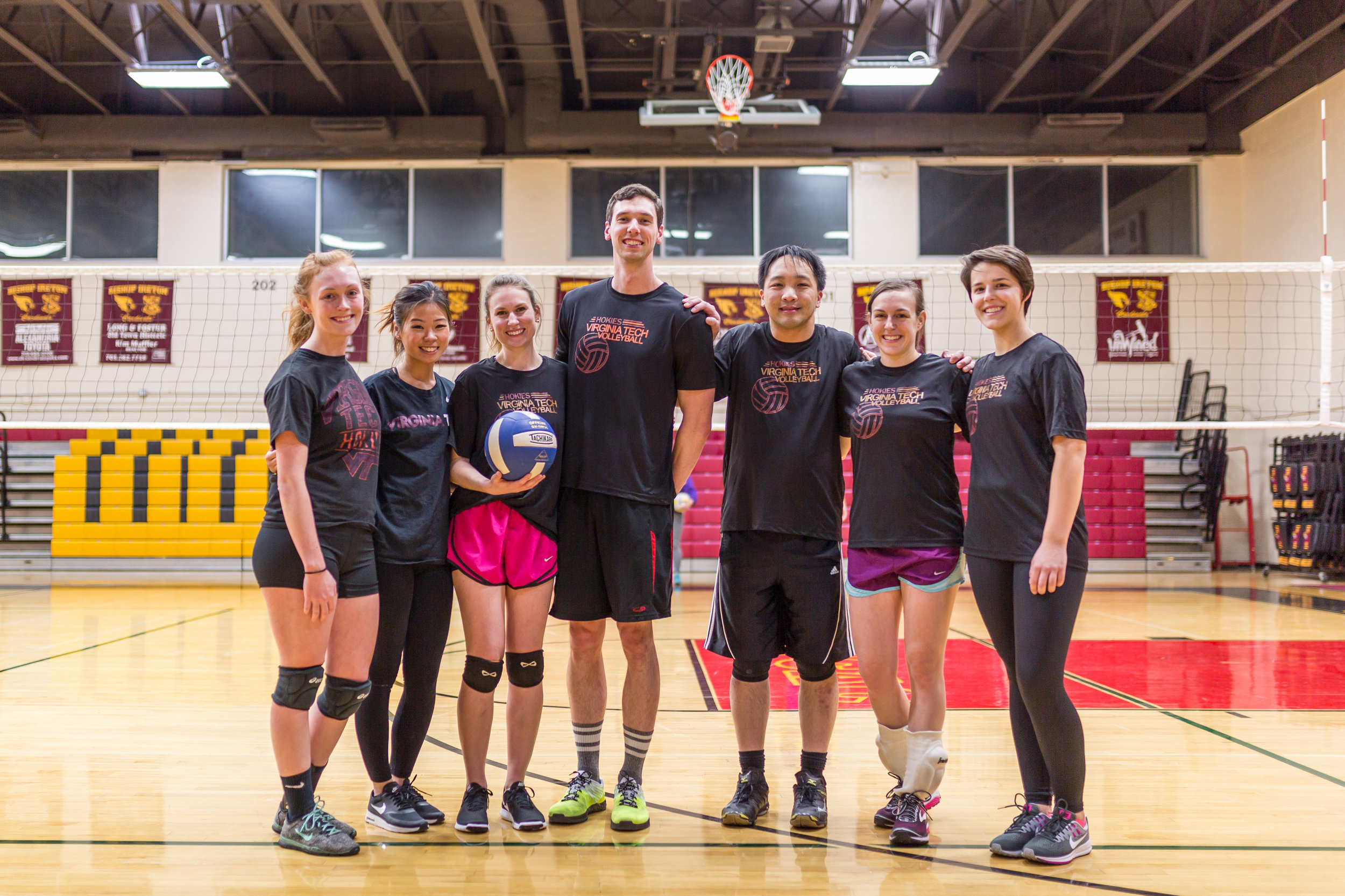 Volleyball (Jan. 2018)