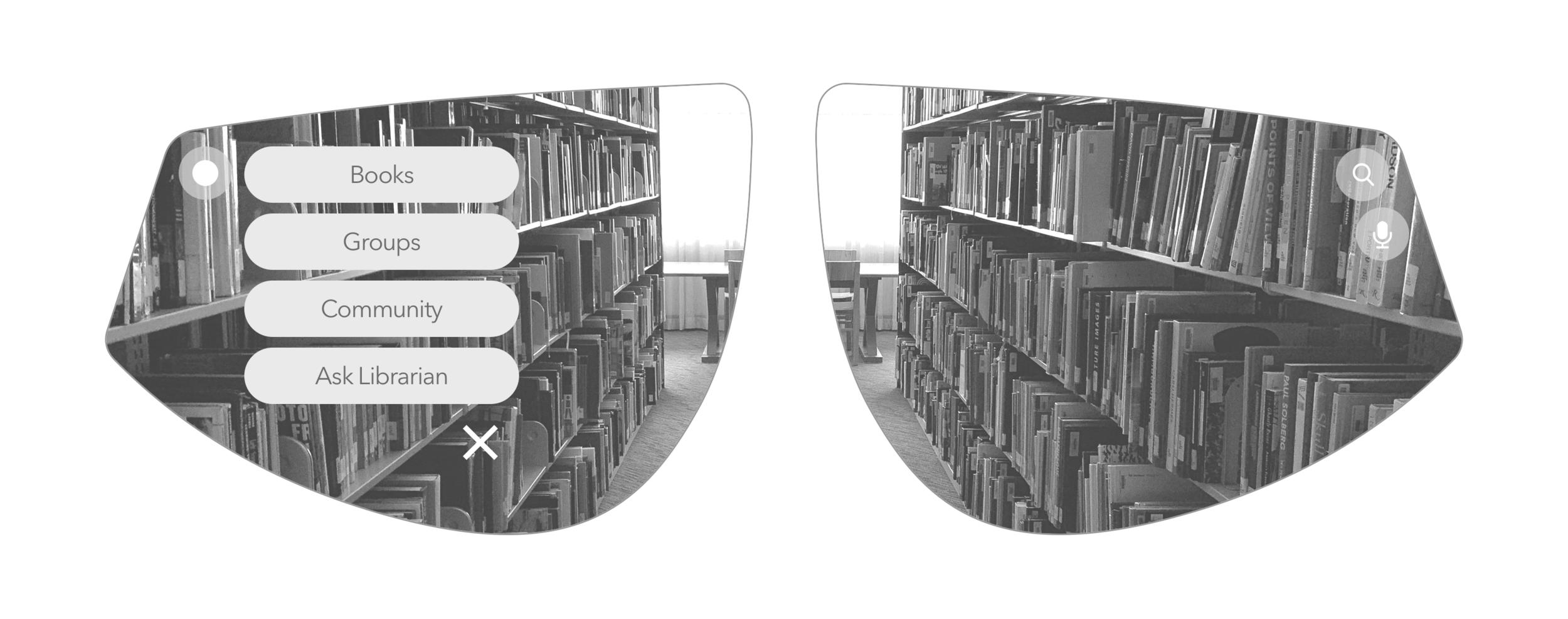 AR Glasses - Search
