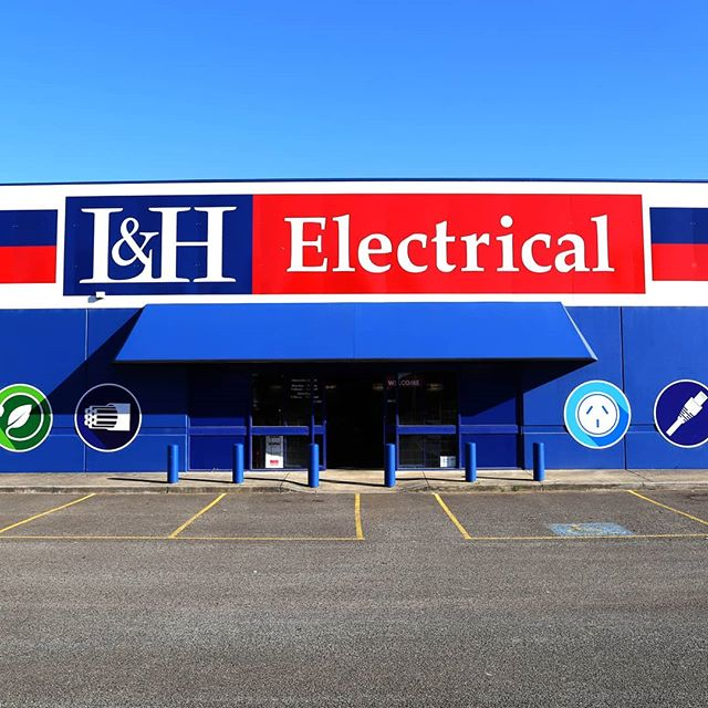 ELECTRIC // For over 3 years ZEST has been delivering the L&H Electrical branding upgrade across the country. #zestimage