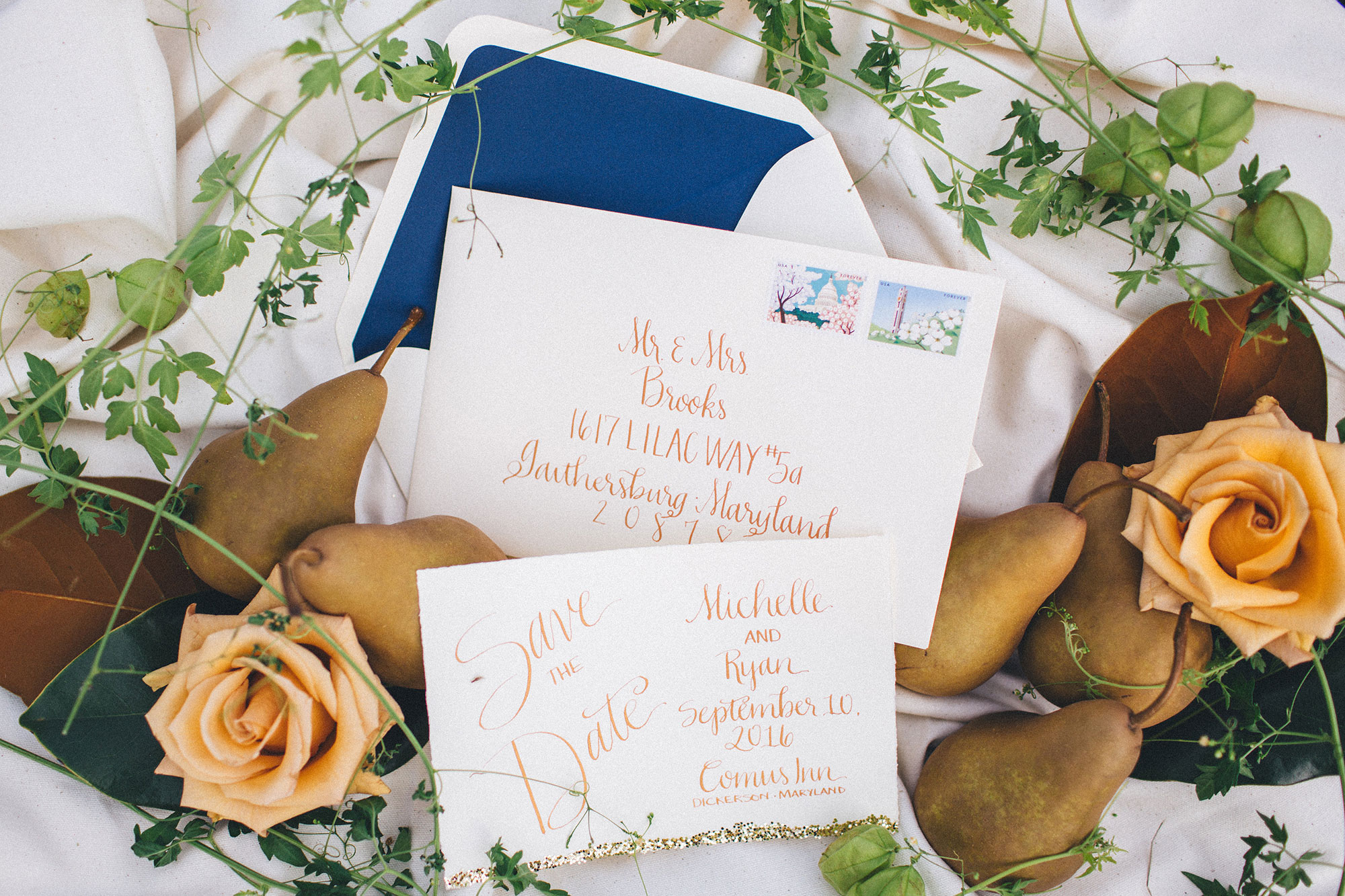 Autumnal Elegance Styled Shoot : The Comus Inn Marina Mauletkali Photography