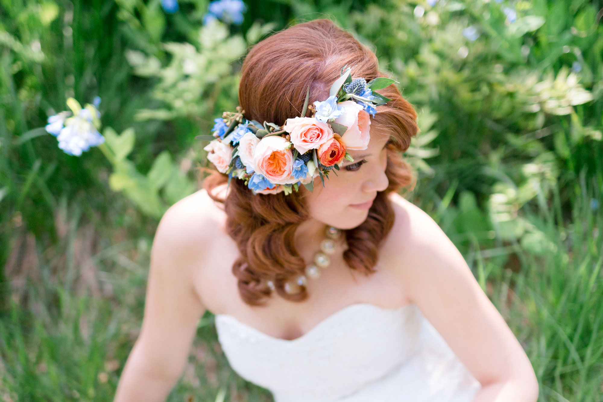Secret Garden Styled Shoot : Rust Manor  Anna Kardos Photography