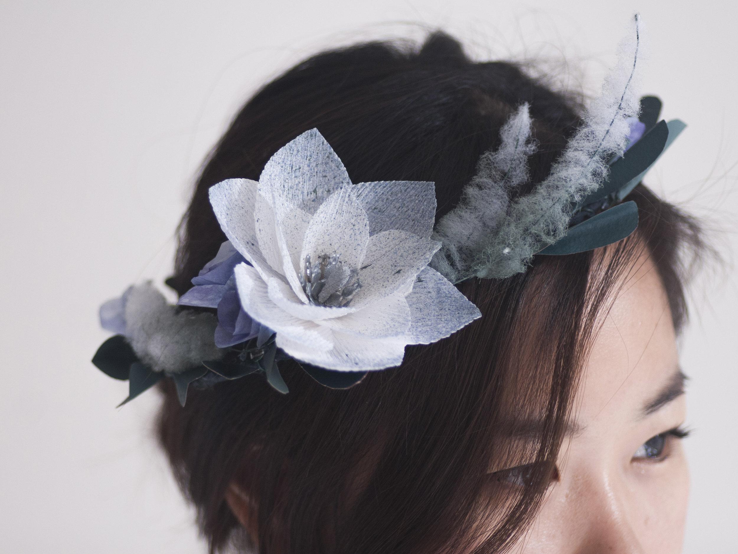 - Seulki's Floral Crown