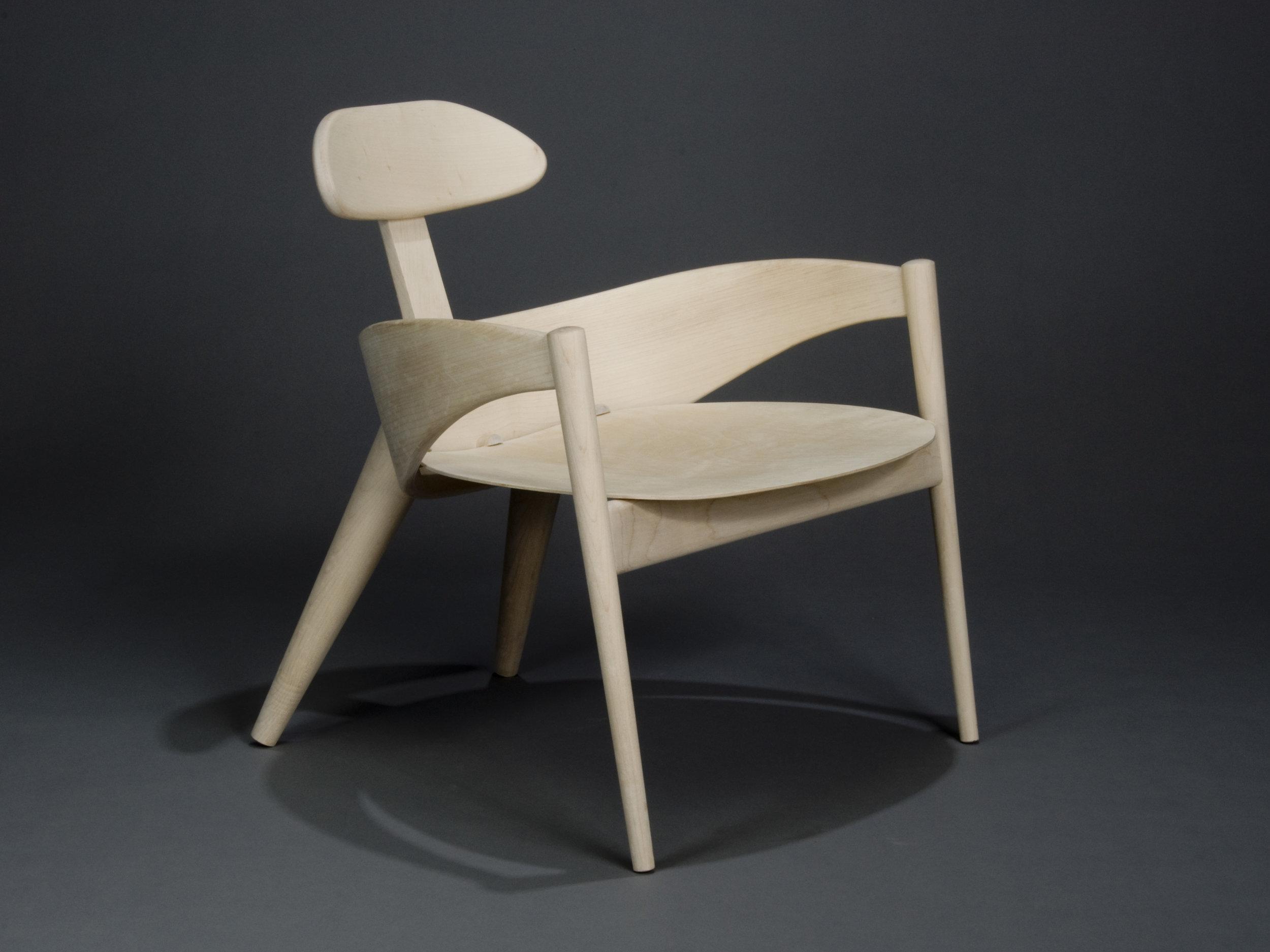 - 55N Lounge Chair