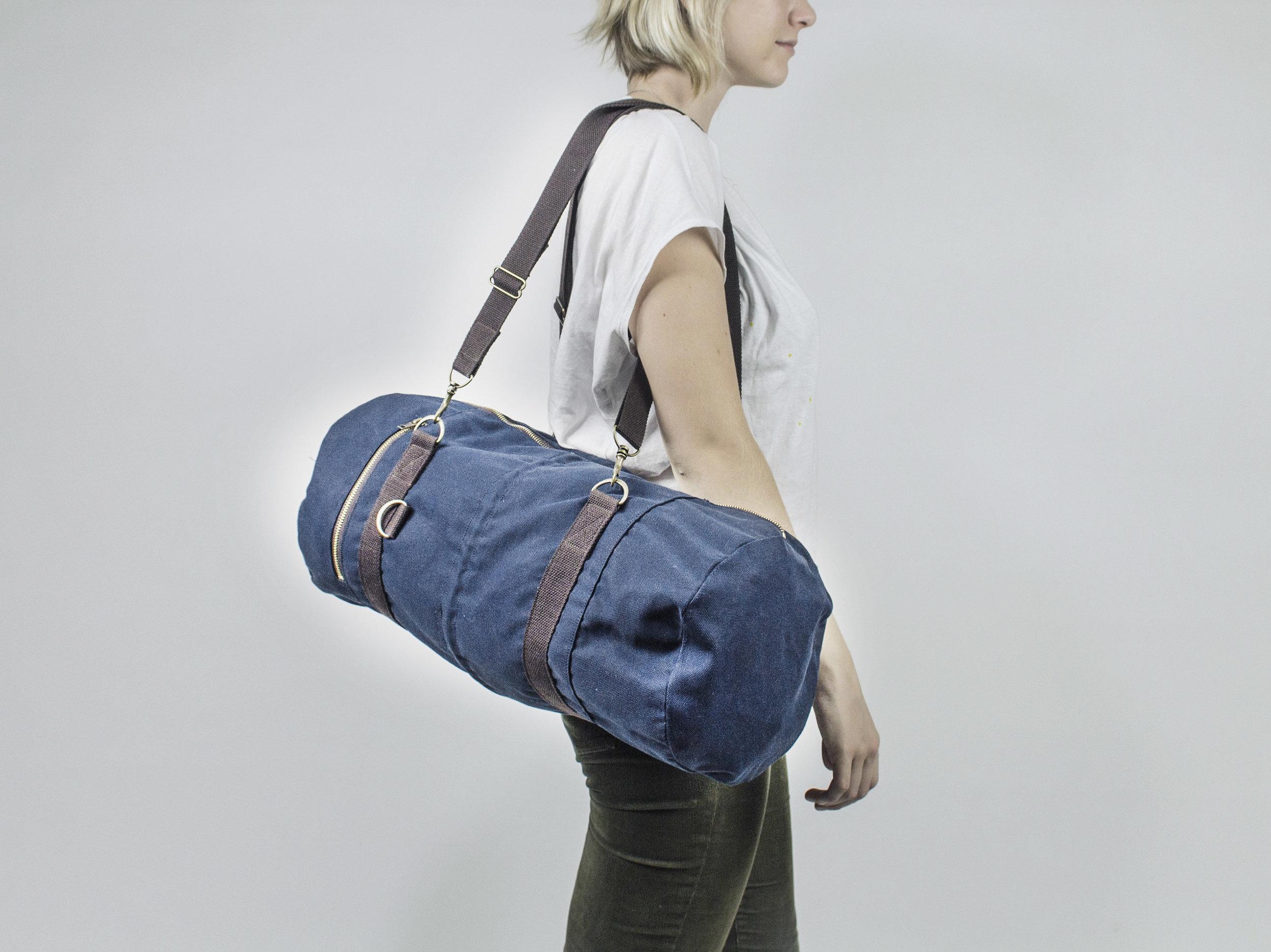 - Convertible Duffel Bag